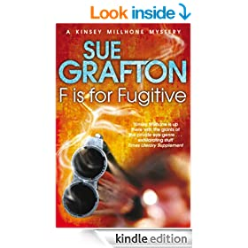 F is for Fugitive (Kinsey Millhone Mystery 6)
