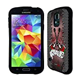 Head Case Designs Rock Music Genre Hybrid Gel Back Case for Samsung Galaxy S5