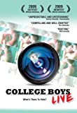 Cover art for  College Boys Live