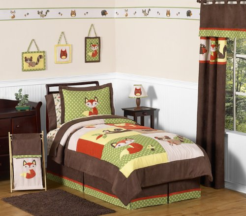 Twin Baby Bedding For A Girl And Boy