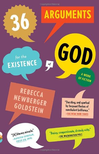 36 Arguments for the Existence of God: A Work of Fiction (Vintage Contemporaries) PDF