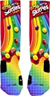 Skittles Candy Custom Nike Elite Socks (Large 8-12)