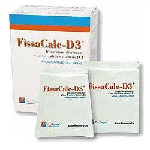 Fissacalc-d3 10bust Efferv