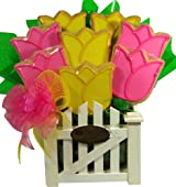 Delight Expressions™ Spring Is in the Air Cookie Bouquet - A Mother's Day Gift Basket