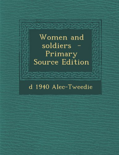 Women and soldiers