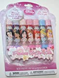 Disney Princess of the Week Flavored Lip Balm Jellies 7 Pack