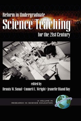 Reform in Undergraduate Science Teaching for the 21st Century (HC) (Research in Science Education)