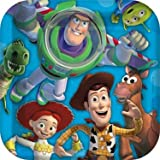 Toy Story 9in Round Plates