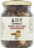 Cooks & Co Dried Shii-Take Mushrooms 30g