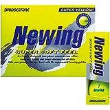 BRIDGESTONE(ブリヂストン) ゴルフボール ニューイング スーパーソフトフィール スーパーオレンジ 1ダース(12個入り)  Newing SUPER SOFT FEEL