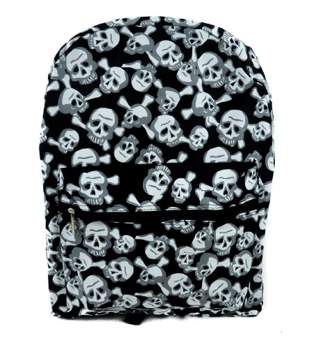 Find The Best Skull Backpack For Boys And Girls Seasonal