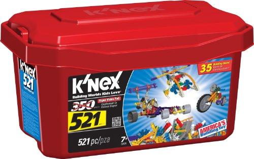 K'NEX 521 Piece Building Set (Knex 521 Building Set compare prices)