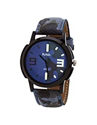 Relish Analog Round Casual Wear Watches For Men - B019JWMZMU