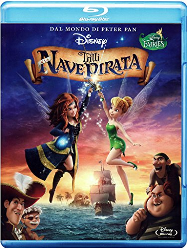 Trilli e la nave pirata [Blu-ray] [IT Import]