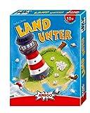 Land unter. Kartenspiel: Für 3 - 5 Spieler ab 10 Jahren