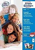Avery Zweckform 2496 Classic Inkjet Fotopapier (A4,...