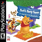 Pooh's Party Games: In Search of the Treasure