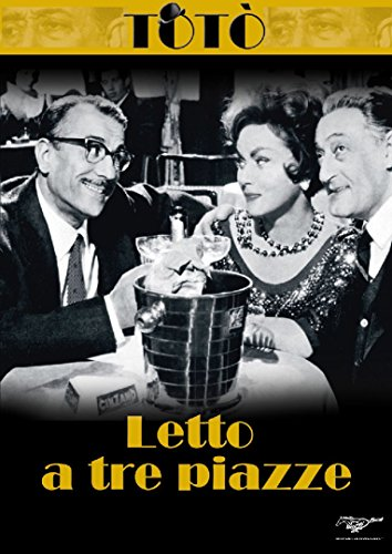 Letto A Tre Piazze - Totò