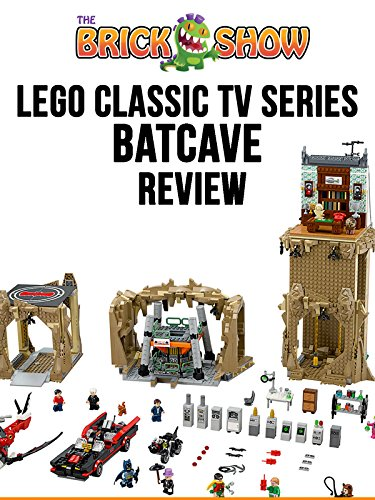 LEGO Classic TV Series Batcave Review (76052) on Amazon Prime Video UK