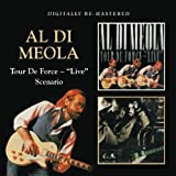 Di Meola, Al Tour De Force-Live/Scenario Other Modern Jazz