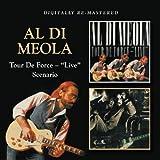 Di Meola, Al Tour De Force-Live/Scenario Other Modern Jazz