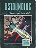 Astounding Science-Fiction 1942 Vol. 29 # 03 May: Beyond This Horizon (pt 2, conc) / Asylum / Foundation / The Push of a Finger / Forever is Not So Long