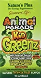 Nature's Plus - Childrens - Animal Parade KidGreenz 90