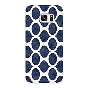 Premium Old Cage Print Back Case Cover for Galaxy S7 Edge