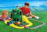 Little Tikes Peak Road And Rail Set