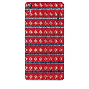 Skin4gadgets KNITTED Pattern 64 Phone Skin for LENOVO A7000