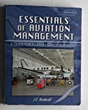 img - for ESSENTIALS OF AVIATION MANAGEMENT: A GUIDE FOR AVIATION SERVICE BUSINESSES book / textbook / text book