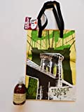 Trader Joes Trader Jacques French Liquid Orange Blossom Honey Hand and Body Soap And NY Reusable Shopping Bag