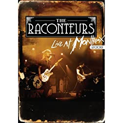 Raconteurs: Live at Montreux 2008 DVD