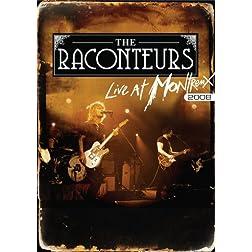 Raconteurs: Live at Montreux 2008 DVD