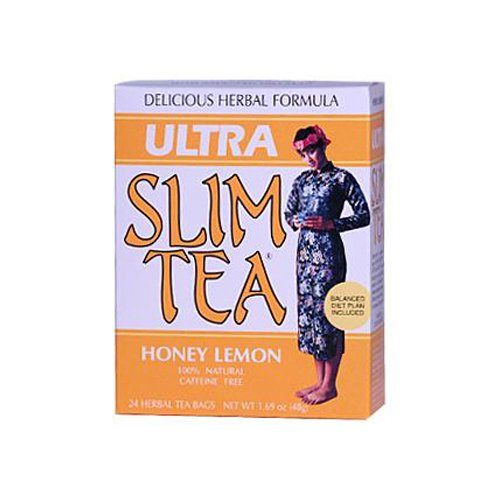 Ultra Slim Tea-Honey Lemon Slim Tea 24 Bag