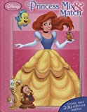 Pretty Princess Mix & Match (0786836237) by Monica, Carol / Marderosian, Mark (Illustrator)