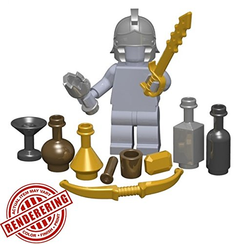 Brickforge-Loot-Pack-Dragons-Hoard-for-Lego-Minifigures-No-minifigure-included