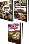 Ketogenic Diet Recipes: 3 Book Bundle...