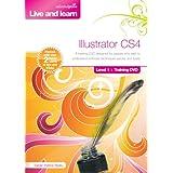 Illustrator CS4 Training DVD - Level 1 (Mac/PC DVD)by Talented Pixie