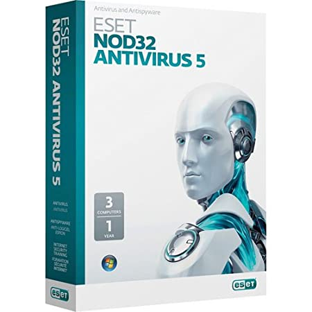 ESET Antivirus V.5 - 3 Users