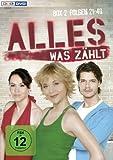 Alles was zählt - Box 2, Folgen 21-40 (3 DVDs) - Tanja Szewczenko, Thorsten Grasshoff, Christiane Klimt