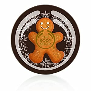 The Body Shop, Body Butter, Ginger Sparkle