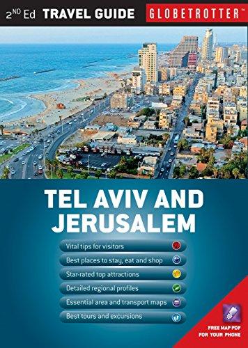 Tel Aviv and Jerusalem Travel Pack (Globetrotter Travel Packs) PDF
