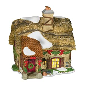 #!Cheap Department 56 Dickens Village Hollyberry Cottage