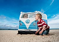 VW Camper Van Child's Pop up Play Tent-blue from Monster