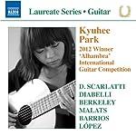 Kyuhee Park Plays Scarlatti Diabelli Berkeley Mala