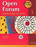 Open Forum Student Book 3: with Audio CD