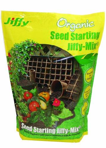 Jiffy 5063 Seed Starting Mix - 16 Quart Bag