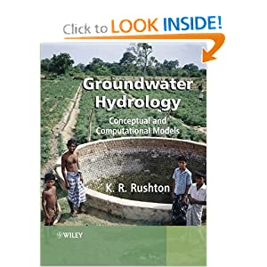 Groundwater Hydrology Conceptual and Computational Models K. R. Rushton