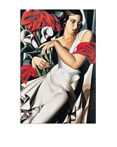 ArtopWeb Panel Decorativo De Lempicka Portrait De Ira 90x60 cm